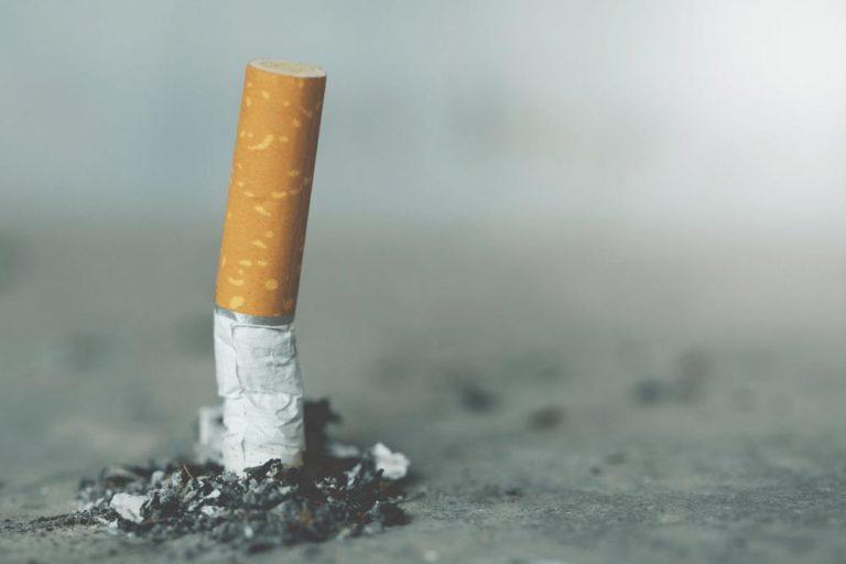 cigaretta felállítása