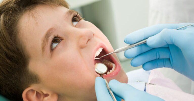 gyerekek és fogkopás